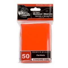 Standard CCG Size - Orange (10 Packs of 50)