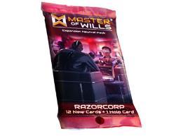 Fringe War Neutral Pack - Razorcorp