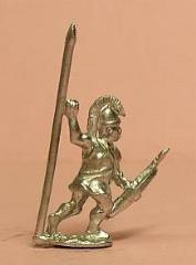 Illyrian Javelinmen w/Oval Shield