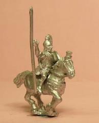 Heavy Cavalry w/Javelin & Round Shield
