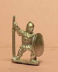 Hoplites w/Pilum & Shield