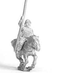 Later Saka Lancer w/Unarmored Horses