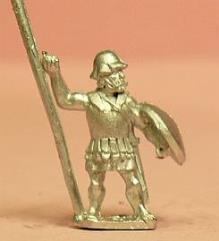 Theban Hoplites w/Boitian Helmet