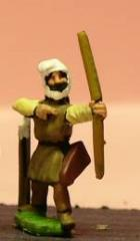 Persian/Median Infantry w/Javelin & Firing Bow
