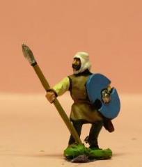 Persian/Median Infantry w/Javelin, Bow & Shield