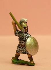 Phoenician Marine w/Javelin & Shield