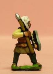 Kardakes w/Bow, Shield, & Javelin - At the Ready