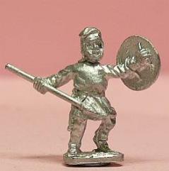 Later Persian Javelinmen