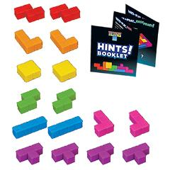 Tetris Mini Cube 3D Puzzle