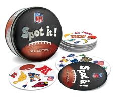 Spot It! - NFL Edition