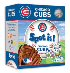 Spot It! - Chicago Cubs