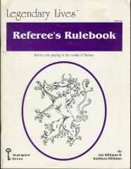 Referee's Rulebook