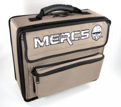 Mercs Bag w/Foam Trays