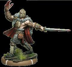 Penda the Bloody-Handed - Warrior King of Mierce on Foot (Resin)