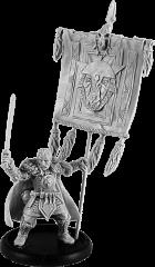 Wulfhere - Fanebearer of Mierce (Resin)