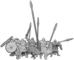 Veterans of Mierce - Duguth Unit (Resin)