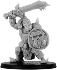 Grimbash - Orc Warlord on Foot