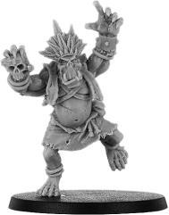 Queefus - Bone Orc Shaman on Foot