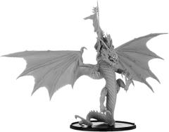 Malek - Black Elf Lord on Dragon