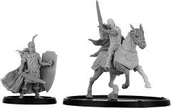 Urien - Teyrn of Mon on Foot & Horse (Resin)