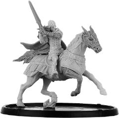 Urien - Teyrn of Mon on Horse