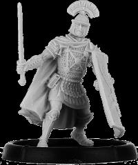 Equitus Durio - Centurion on Foot (Resin)