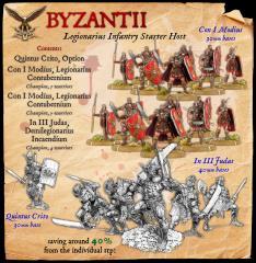 Legionarius - Infantry Starter Host