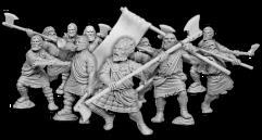 Men of Clochar - Tuanagh Unit w/Command (Metal)
