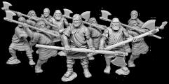 Men of Clochar - Tuanagh Unit (Metal)