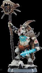 Aanchuth the Cursed - Warlock of the Gabrax (Metal)