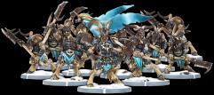 Gaalgar's Herd - Gul-Gabrax Unit w/Command (Resin)