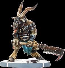 Culgaar - Gul-Gabrax Warrior