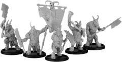 Baagath's Herd - Gabrax Unit (Resin)