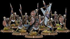 Dead of Black Barrow, The - Wihtgar Unit w/Command (Metal)