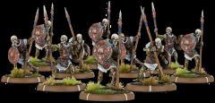 Dead of Black Barrow, The - Wihtgar Unit (Resin)