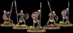 Dead of Black Barrow, The - Wihtgar Unit (5 Warriors)