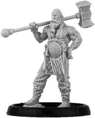 Rollo Iron Head - Filungi of Hrafnen (Resin)