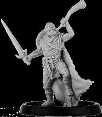 Gunnar Half-Shield - Holumann Hornblower