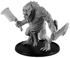Gurrir - Troll Warrior