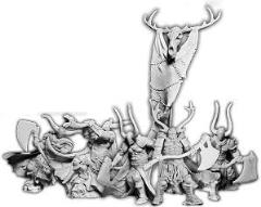 Axes of Carn Maen, Ax-Drune Unit w/Command