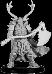 Arthyen of Carn Maen - Ax-Drune Champion