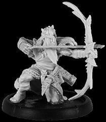 Kenan of Carn Dinas - Bow-Drune Warrior