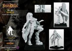 Esyld - Sword-Melusine Siren