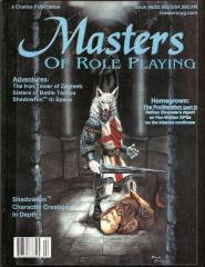 "#6 ""Adventures for Shadowrun, Warhammer and any Fantasy RPG"""