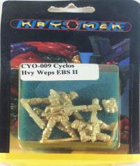 Heavy Weapons Team in Enviro Battle Suits #2