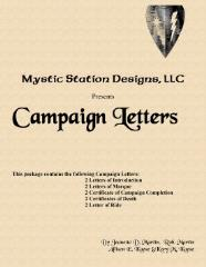 Campaign Letters