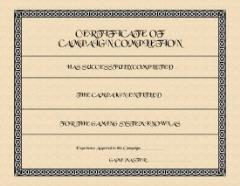 Certificate of Campaign Completion (10)