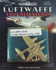 JU-88 Mistel w/FW-190