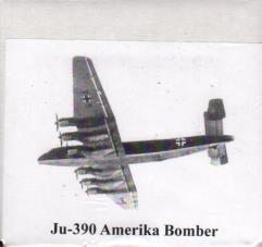 Ju-390 Amerika Bomber/Recon