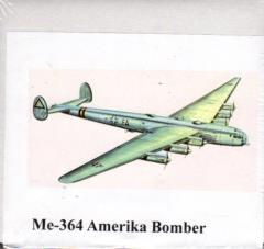 Me-364 Amerika Bomber